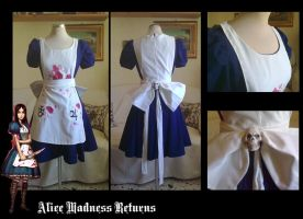 Alice Madness Returns by SehnsuchtNeedle