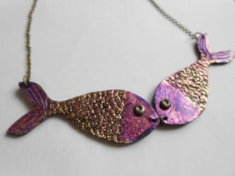 Purple fish. by Phaneres