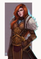 Commission: Asvor by Astri-Lohne