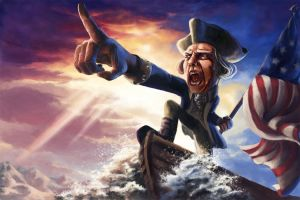 Crossing the Delaware Xtreme by Alayna
