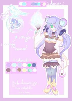 Adoptable [147] AUCTION [OPEN] by RoomxAdoptables