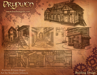 Prydwen Promo Art- Building Concepts by Ifus