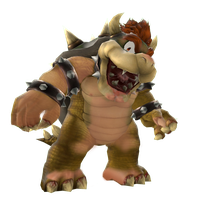 Bowser TF by VGDCMario