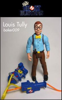 Real Ghostbusters Louis Tully by Baker009
