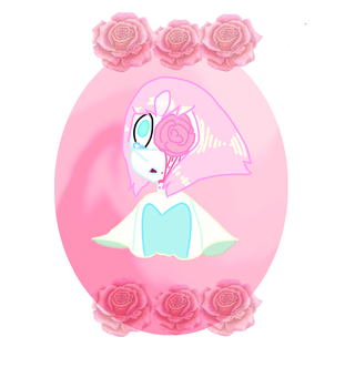 Pearl (pastel gore) (Steven universe) by MaguiMlpPaintPink