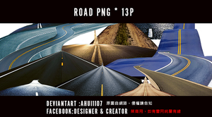 PNG PACK #2 13P by ahui1107