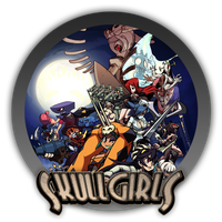 Skullgirls - Icon by Blagoicons