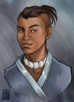 Sokka by headwithwings