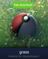 Otoke Grass ( Suport Ver 138 )(8 Brush N Source ) by mdsotoke
