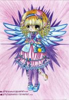 :COLLAB: Angelkitty by Elythe