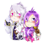 Add x Aisha - Let the Nerds Handle it! by queen-val