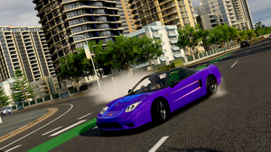 Starbuster's NSX+Happy Birthday! by JSMRACECAR03