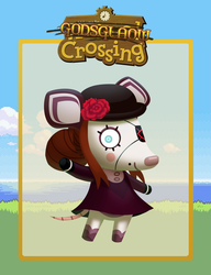 Godsglaow Crossing- Hilda by Savodacious