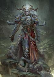 Ars Goetia - King Belial by theDURRRRIAN