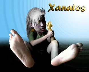 Xanatos, 2nd episode by santiagodn