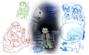 Michael Ende Tribute by mariods