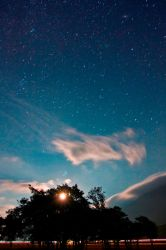 The night Sky over the Highlands by BusterBrownBB