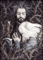 In the depths of Erebor by Candra