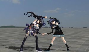 Fusion [Noire and  Uni Version] by nipa3008