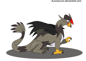 Staraptor Dragon
