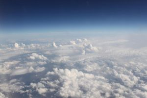 Above the Clouds II by melemel