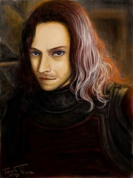 jaqen by lauovera