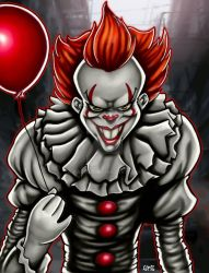 Pennywise by kake07