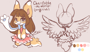 Charlotte (OFFICIAL) redesign by EMSl