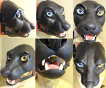 Otter ready resin blank by DreamVisionCreations