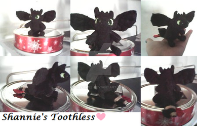 Toothless by Zaphriel
