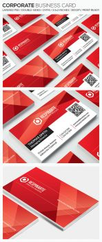 Corporate Business Card - RA78 by respinarte