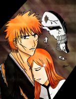 Bleach: Together until the end by eyes2blues