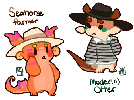 Hat Bois by Meilima