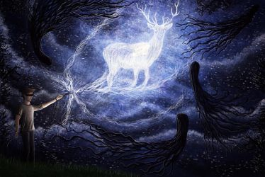 Expecto Patronum by EpicLoop