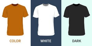 Blank T-Shirt Mockup Template (PSD) by softarea