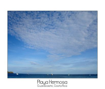 Playa Hermosa by 405