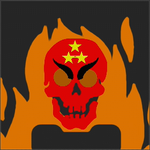 My sixth combat emblem in BOII by BeeWinter55