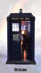 Me and the TARDIS by Auton710