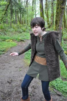 Hiccup Cosplay 4 by NedlyDeadly