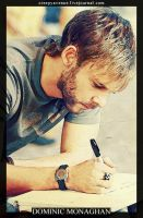 Dominic Monaghan by Uncracked
