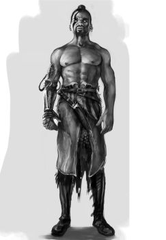 Character concept by CarstenO