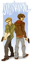 Winchesters by ElisEiZ