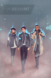 this is a revolution [ detroit: become human ] by oh-no-Castiel