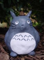 Totoro (again...) by graffiti-blaze