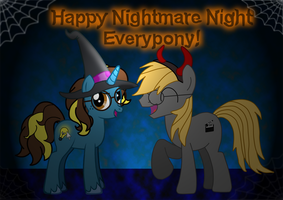Nightmare Night Greetings by A-Bright-Idea