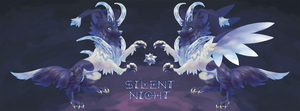 [CLOSED] Silent Night - Guest Auction by jaywalkings