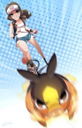 Tepig used Tackle by Curly-Artist