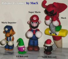 Ceramic Super Mario RPG - Old3 by HeyLookASign
