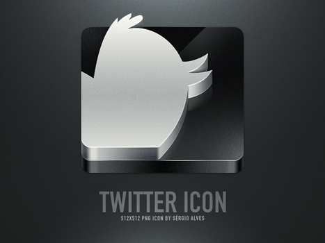 Twitter Icon by sergiomota