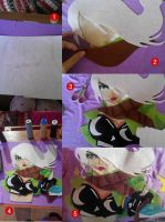 Katarina Pillow Tutorial by LuffySwan